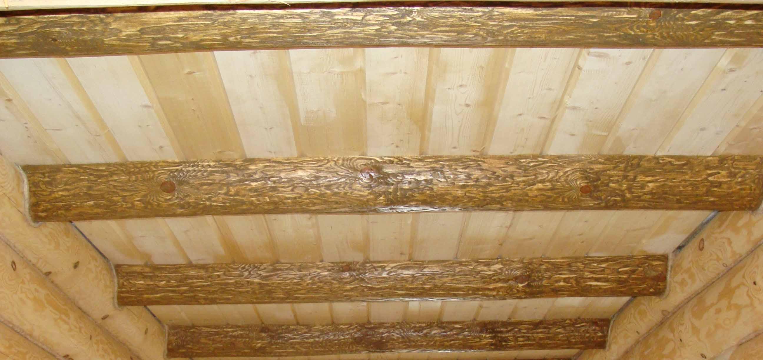 Как сделать потолок из евровагонки? Конструкция 9